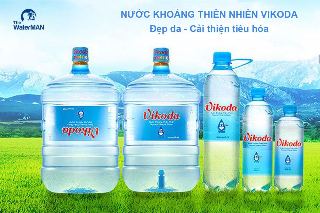 Những điều cần biết về nước khoáng Vikoda
