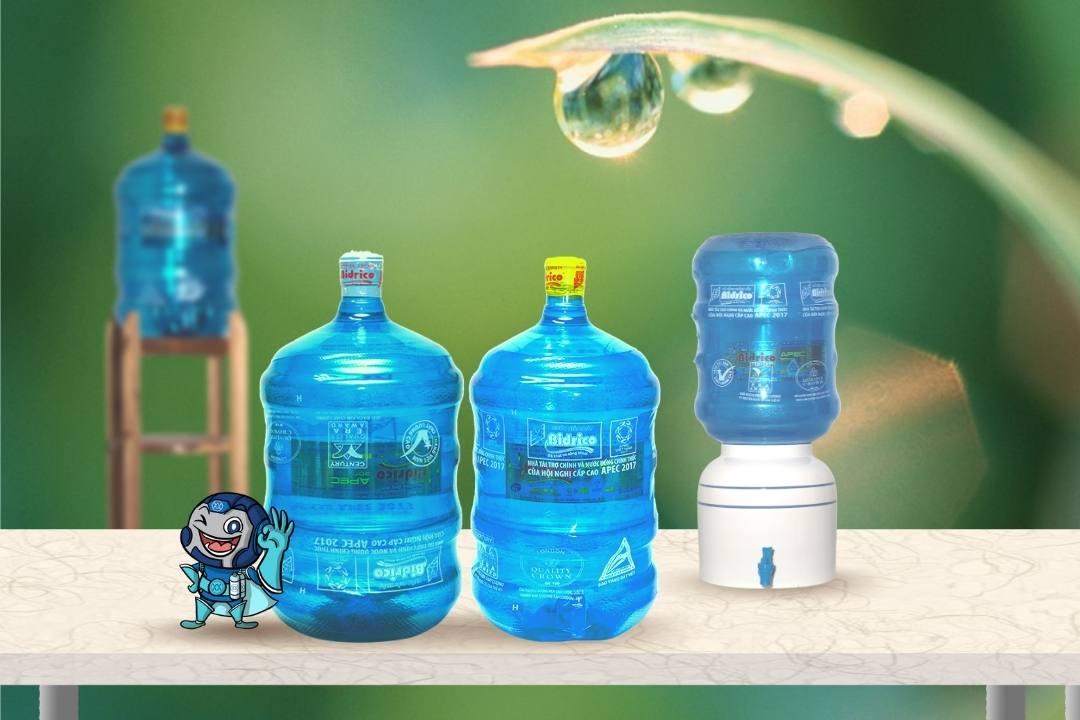 Những điều cần biết về nước tinh khiết Bidrico