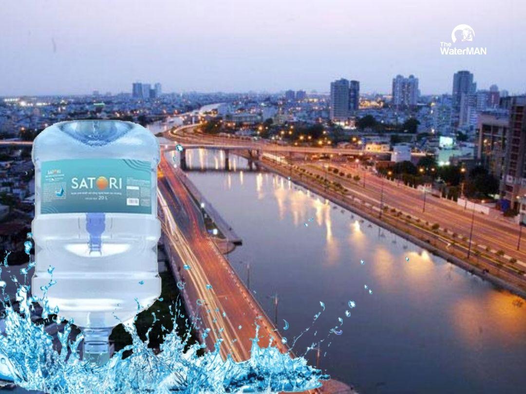 Đại lý nước tinh khiết Satori Quận 2