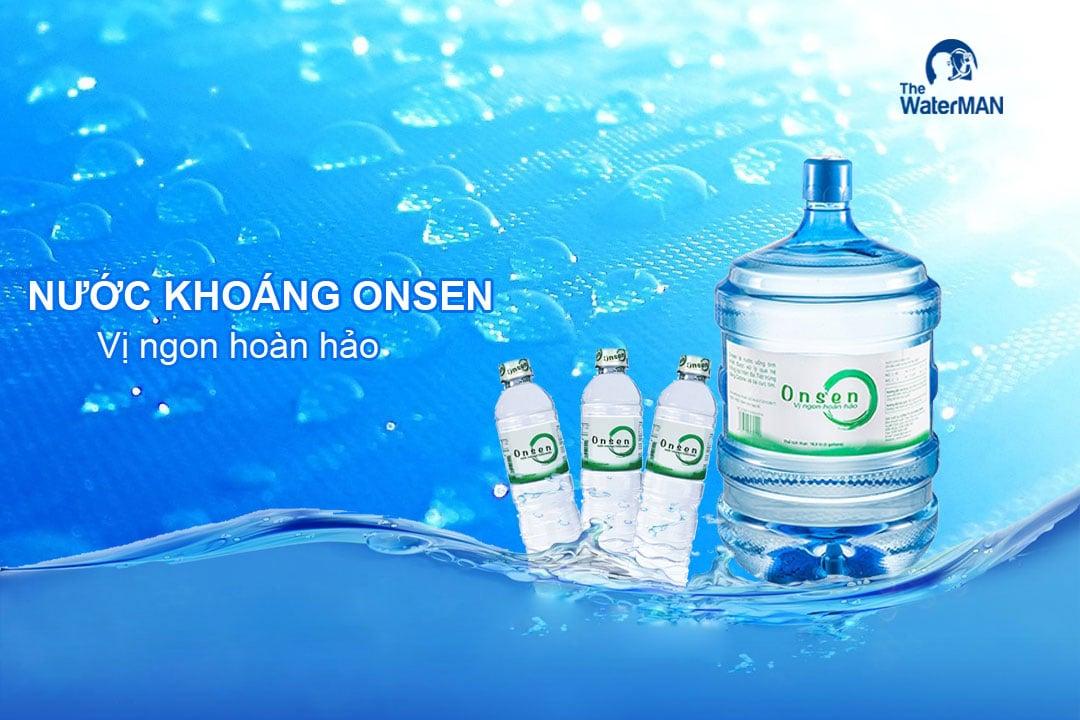 Những điều cần biết về nước khoáng Onsen