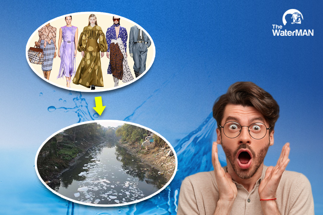 """Bạn có biết: Thời trang là """"thủ phạm"""" gây ô nhiễm nguồn nước?"""
