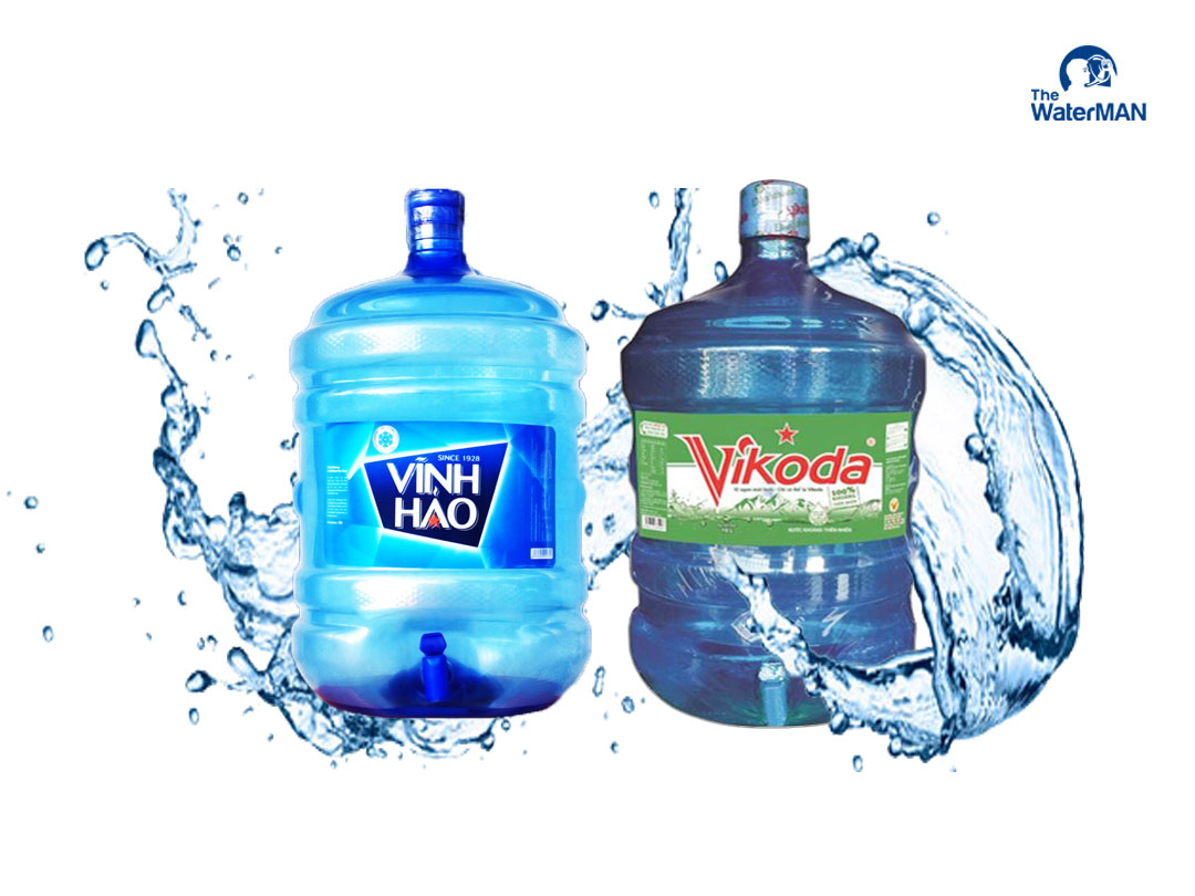 Nên chọn nước khoáng Vĩnh Hảo hay Vikoda?
