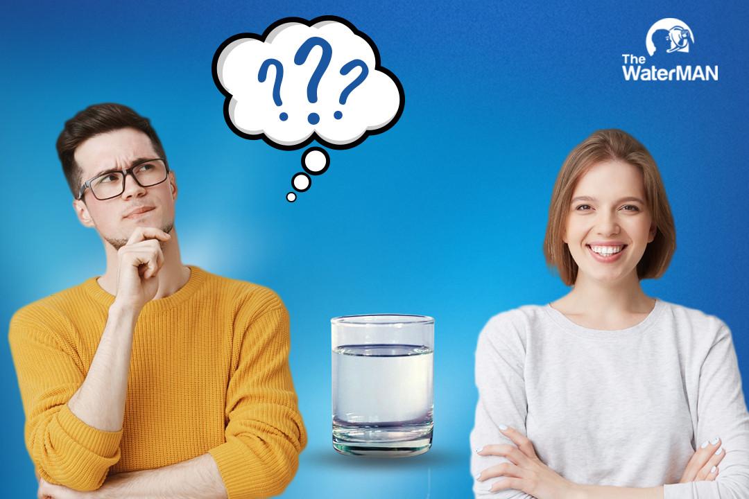 Nam giới có cần uống nước nhiều hơn phụ nữ?