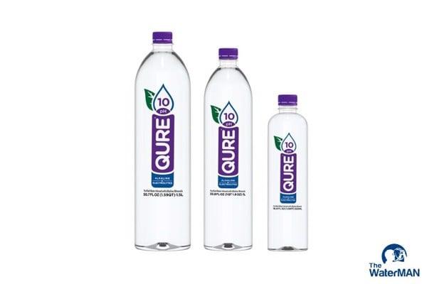 uống nước đúng cách - nước ion kiềm