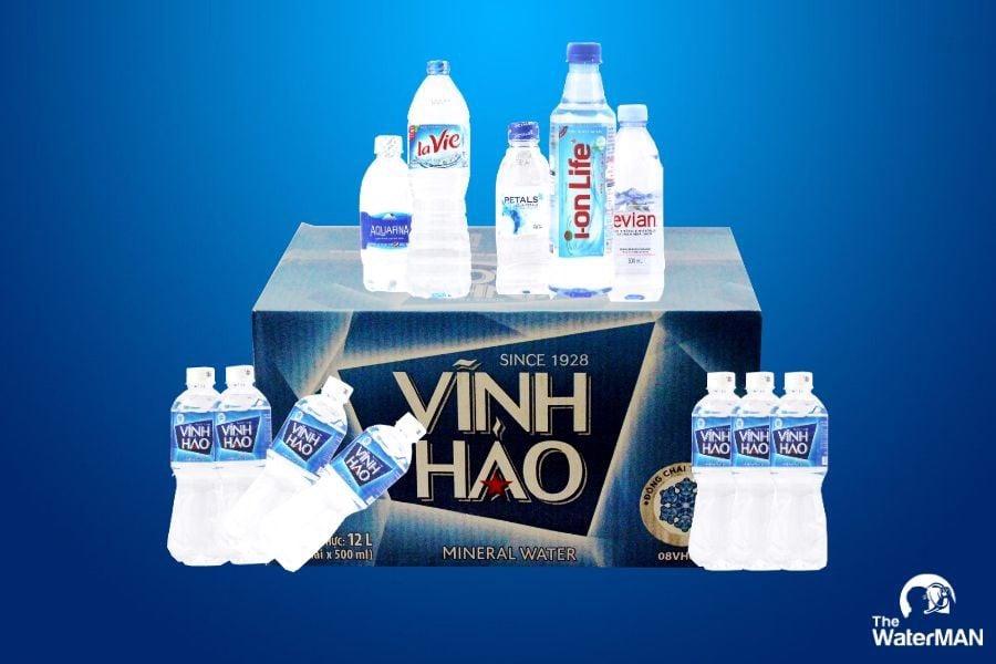 Đặt nước đóng bình chính hãng ở quận Gò Vấp
