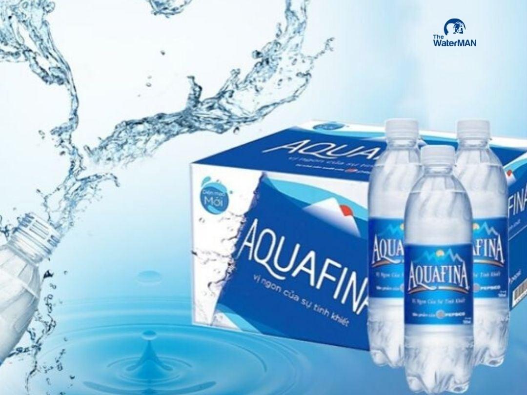 Nước đóng chai Aquafina 500ml