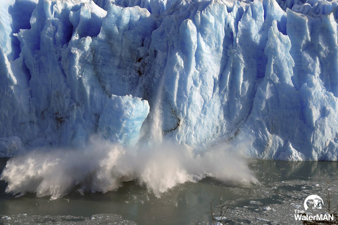 Hiện tượng băng tan gây nhiễm nguồn nước