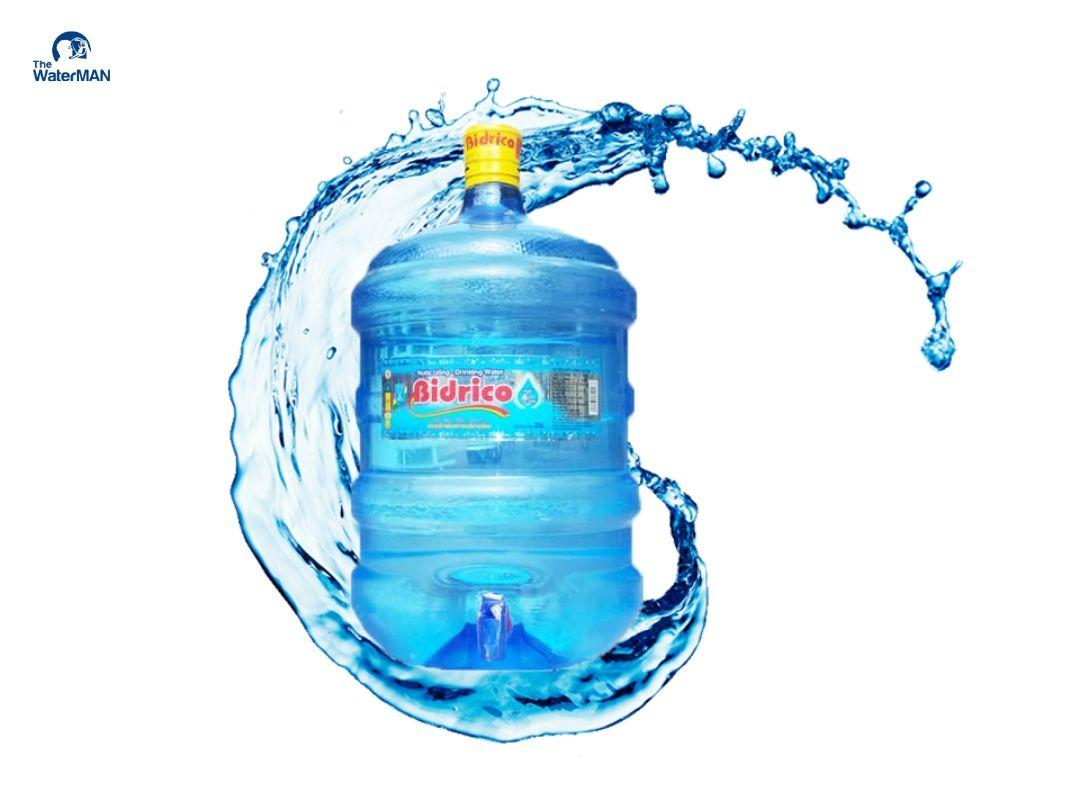 Nước Bidrico bình 19L