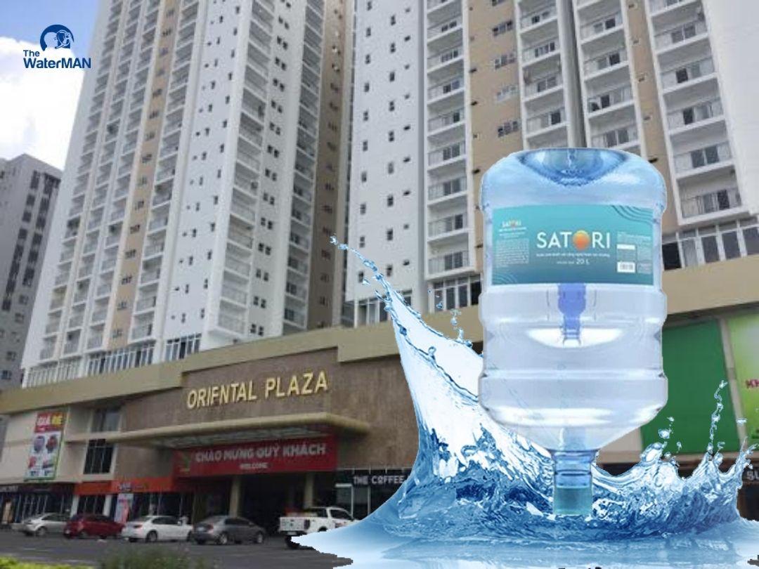Chung cư Oriental Plaza Quận 4
