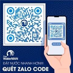 Zalo Code The Water MAN