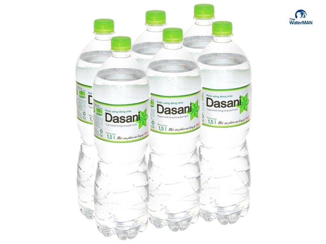 Nước Dasani chai 500ml