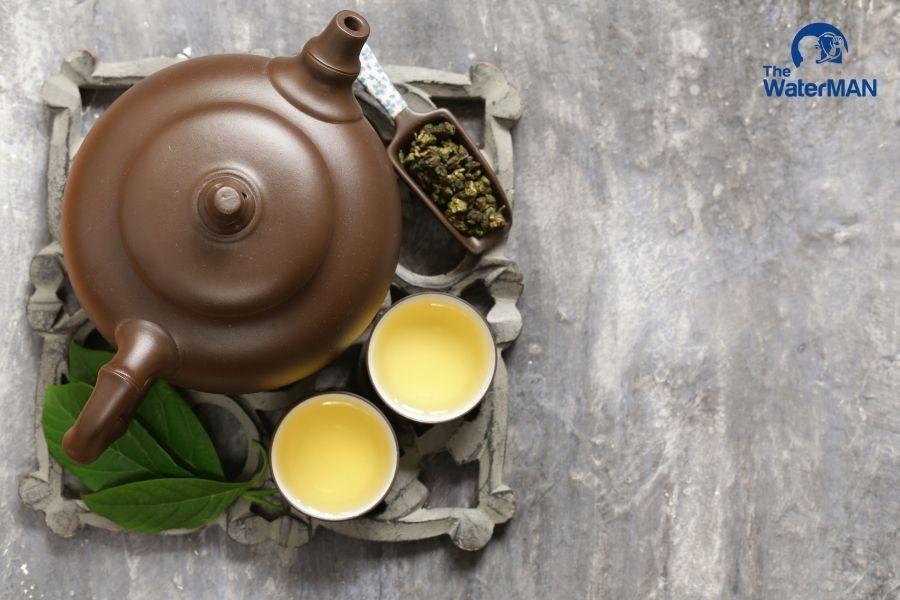 Hãm trà trong vòng 20 là thời gian hoàn hảo để mọi tinh chất trà tiết ra trong nước