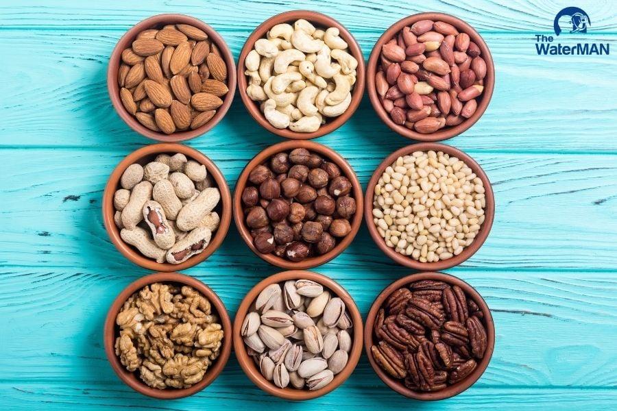 Các loại hạt dinh dưỡng cung cấp nhiều năng lượng có lợi cho sức khỏe