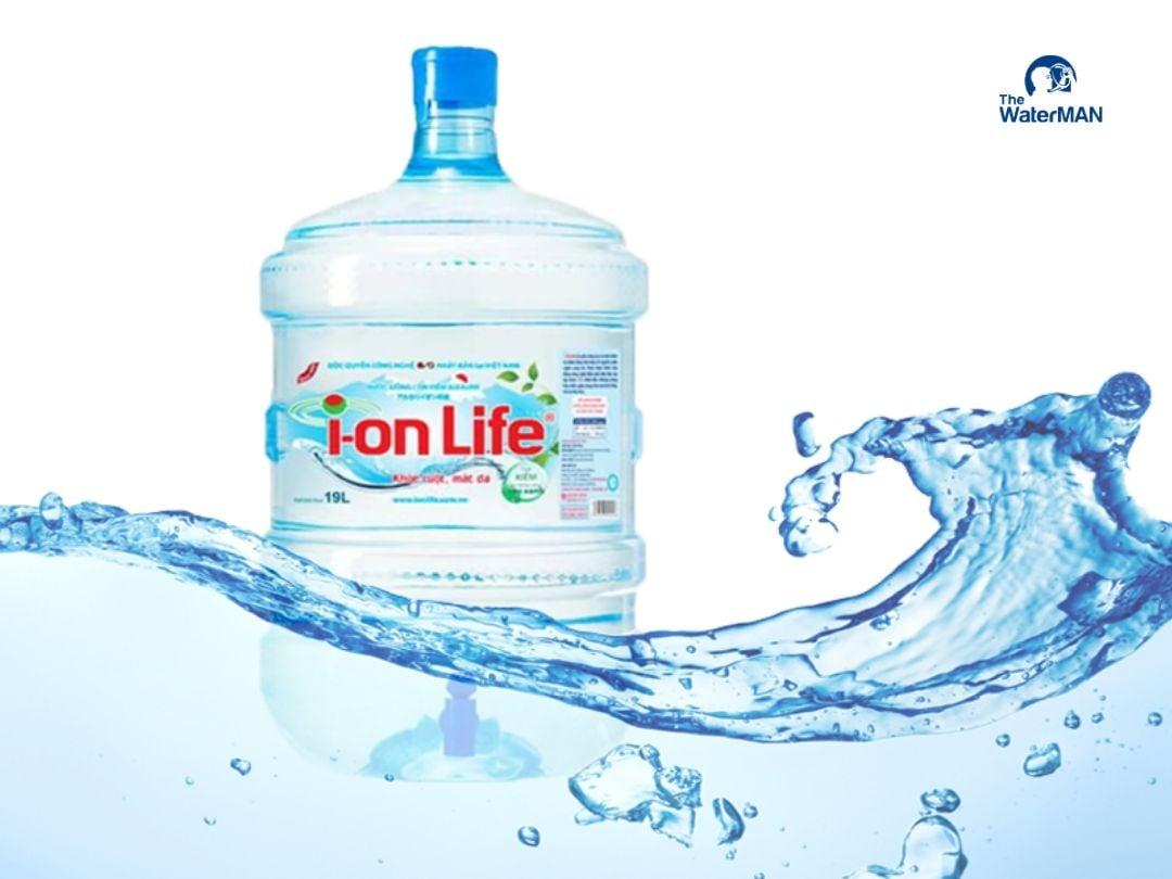 Nước i-on Life bình 19L