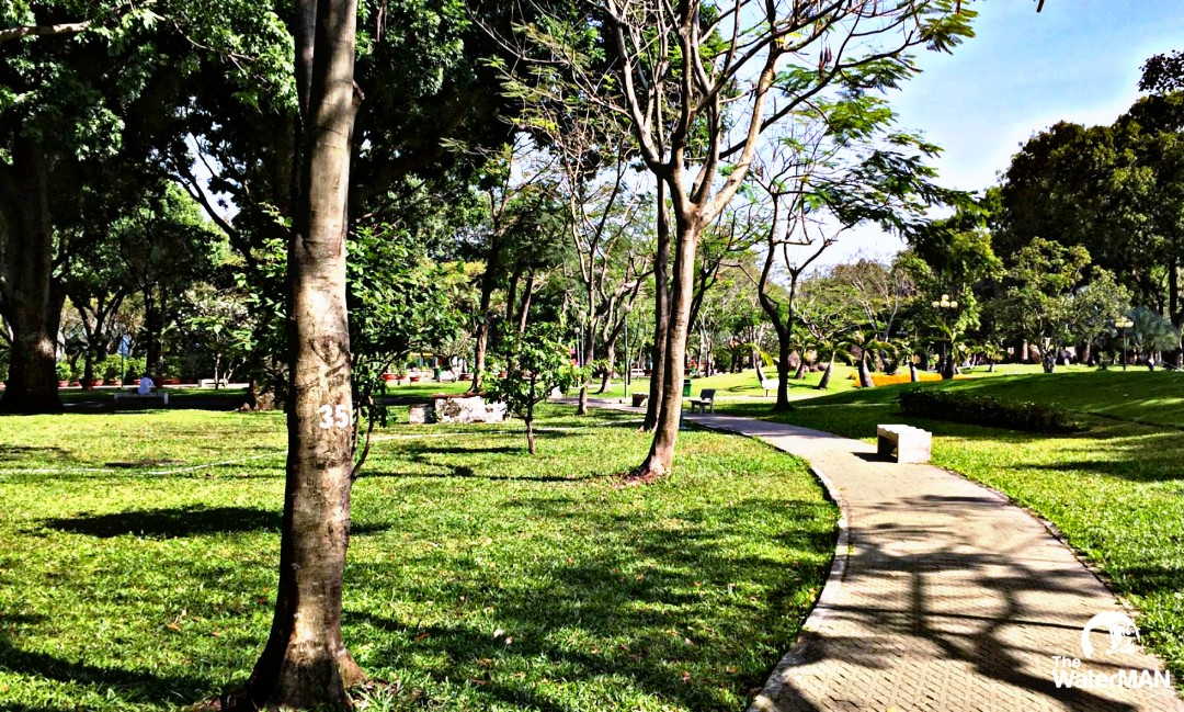 Công viên Lê Văn Tám