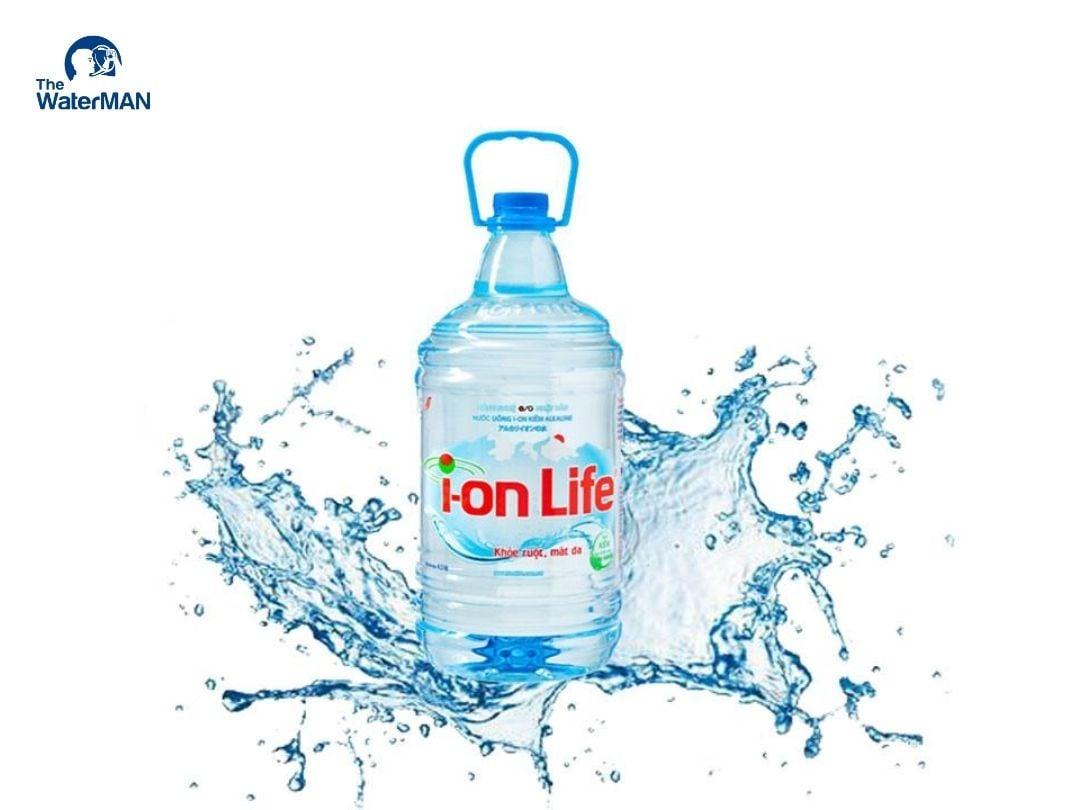 Nước i-on Life chai 5L