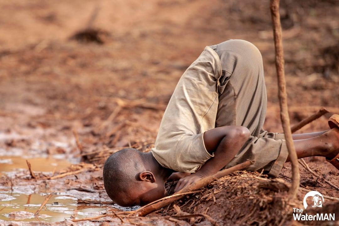 Tình trạng khan hiếm nước sạch tăng cao trên toàn cầu