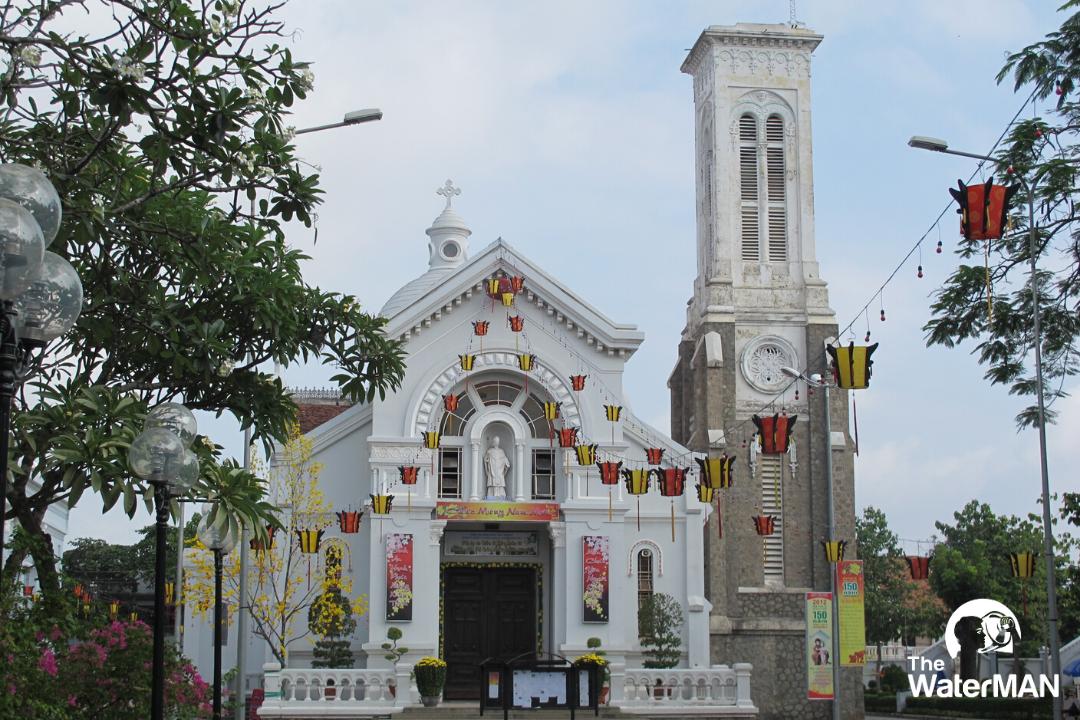 Nhà thờ JUMIUL ANWAR quận Gò Vấp