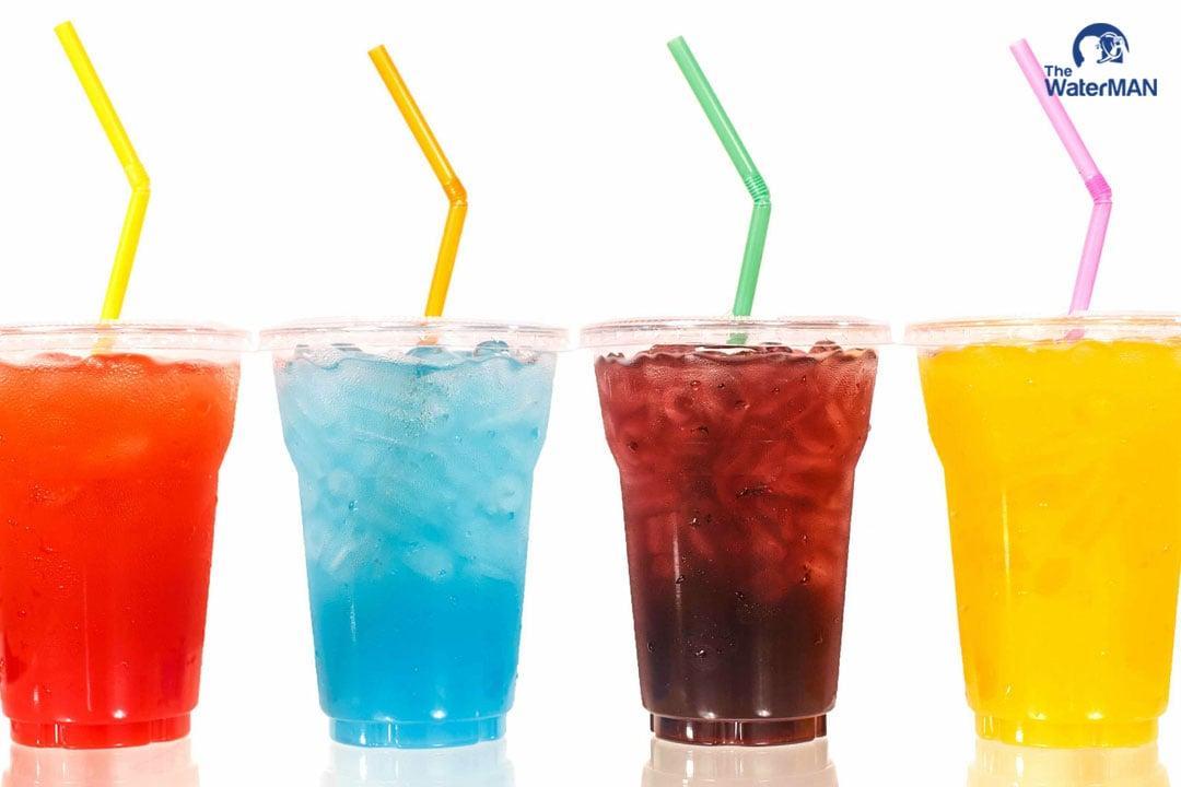 Uống nước ngọt không giảm cơm khát mà nó còn làm cơ thể tăng mức độ khát