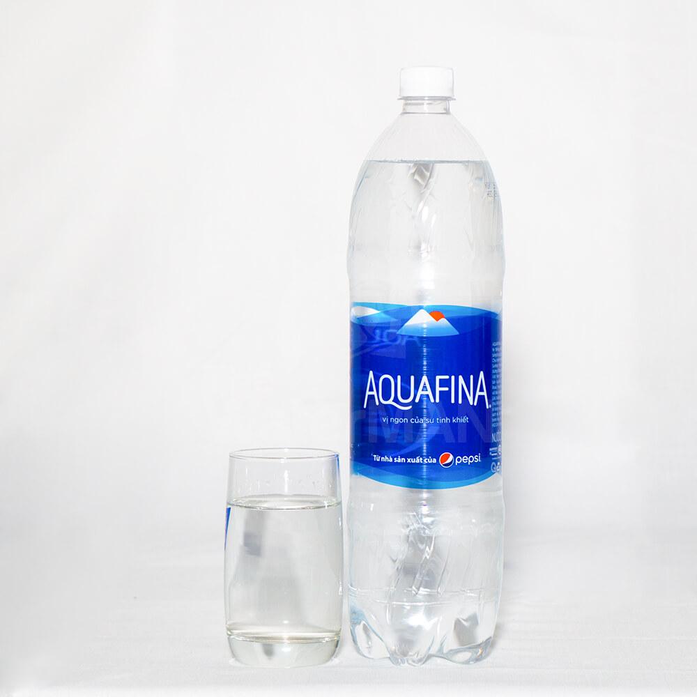 Nước uống Aquafina 1.5L