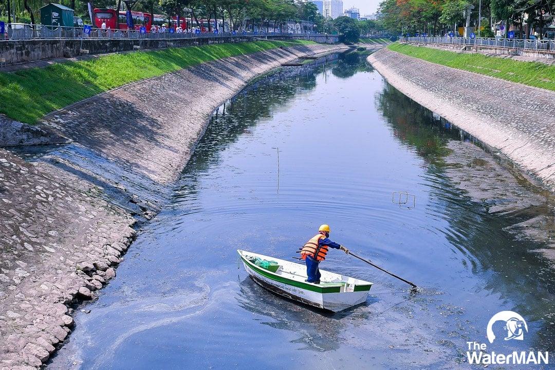 Ô nhiễm môi trường là nguyên nhân gây ô nhiễm nước