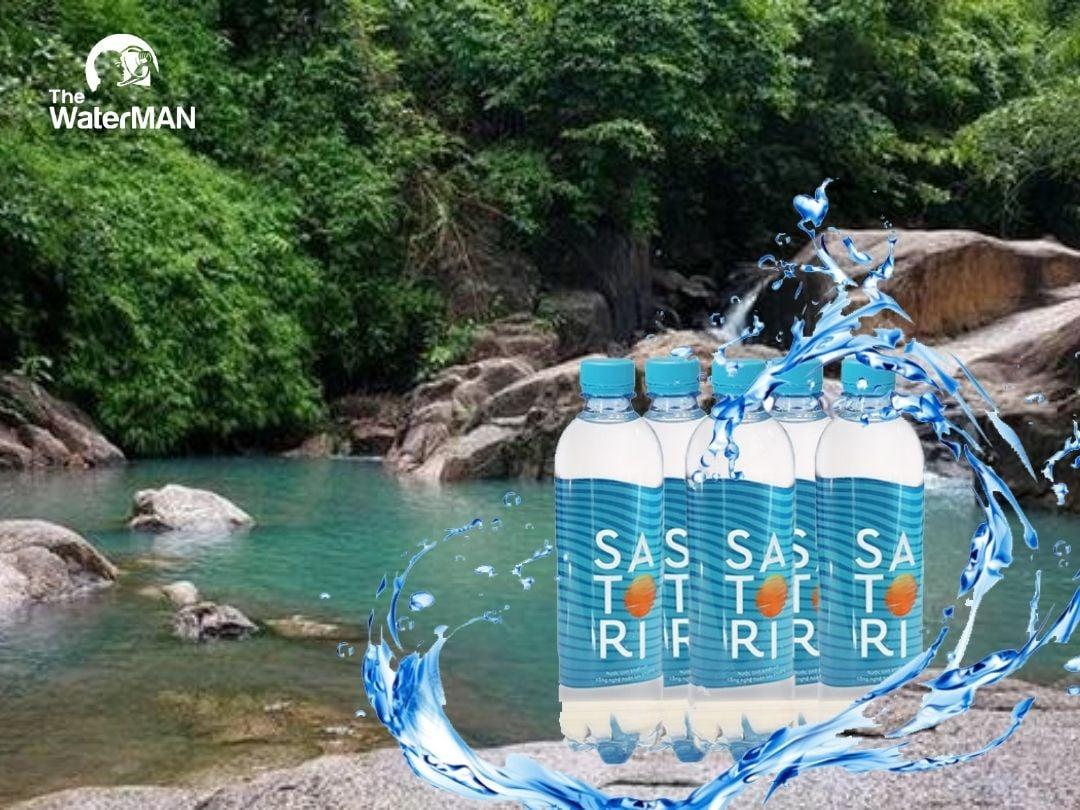 Nước Satori chai 500ml