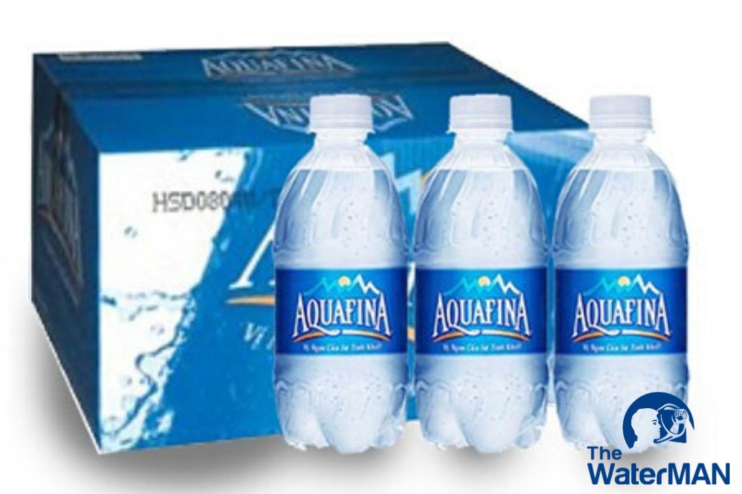 Nước Aquafina chính hãng tại The Water MAN