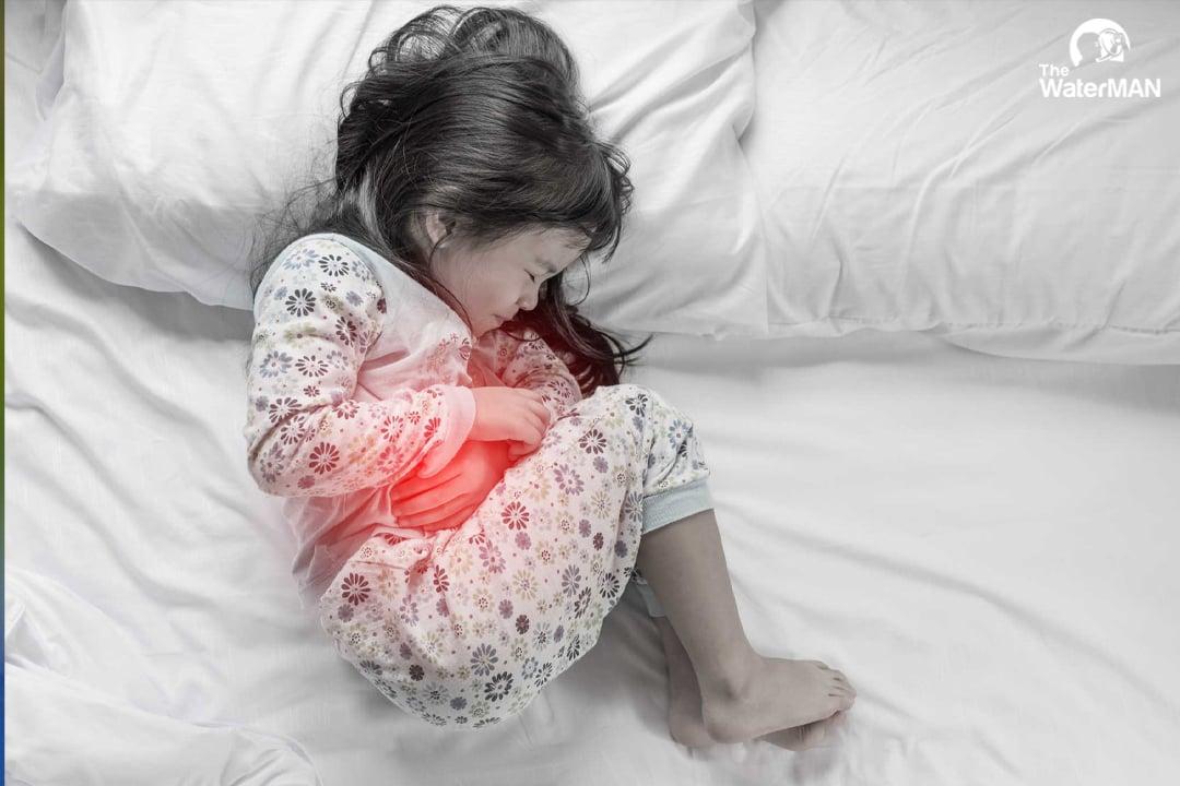Acid phosphoric là nguyên nhân gây nên tình trạng rối loạn tiêu hóa ở trẻ