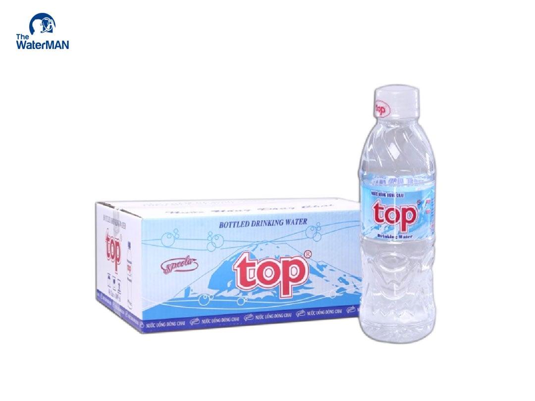 Nước uống Top chai 330ml