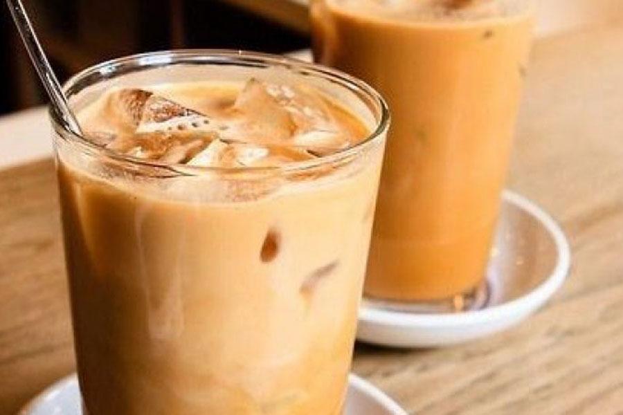 Trà sữa cafe