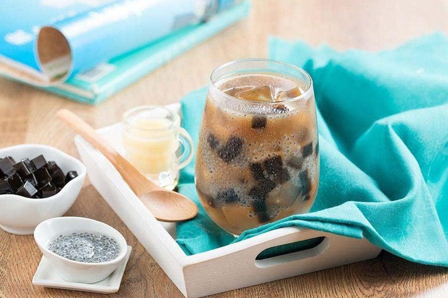 Trà sữa sương sáo là một món thức uống nhiều người chọn lựa