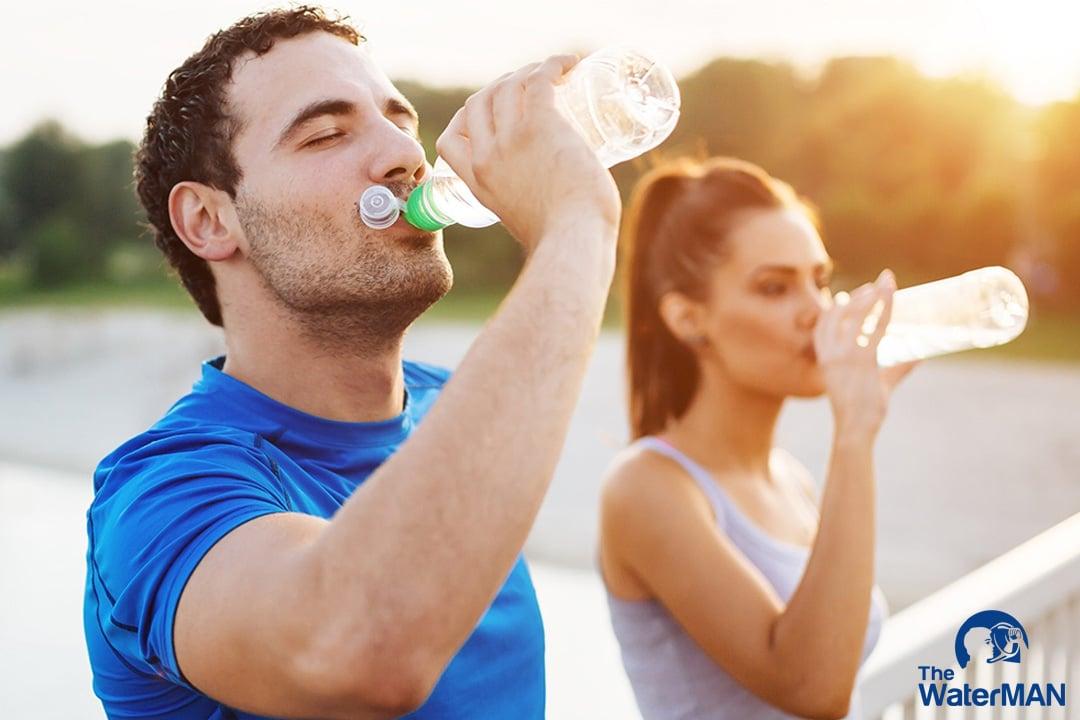 Nước chính là nhu cầu thiết yếu mỗi ngày của cơ thể