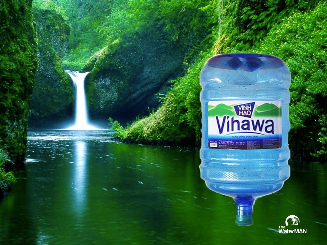 Nước Vihawa bình 19L