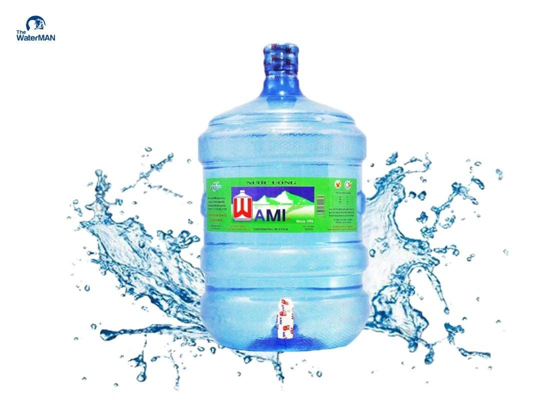Nước Wami bình 19L