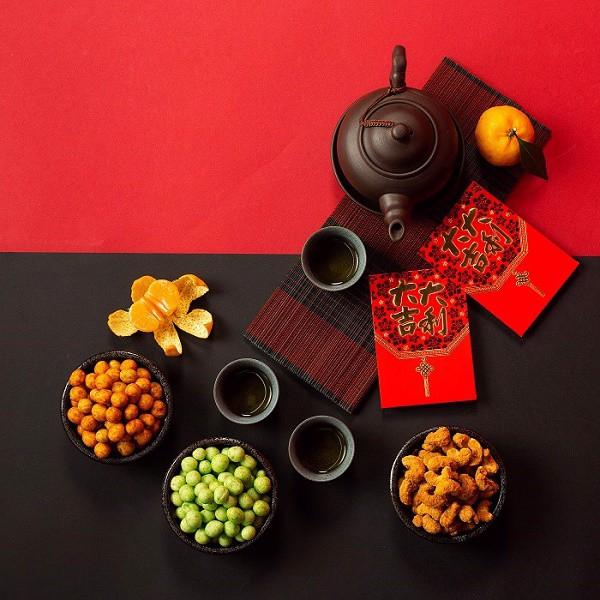 Các loại hạt được tân tiến và sáng tạo khi kết hợp nhiều hương vị độc đáo mang đến sự mới lạ cho người tiêu dùng