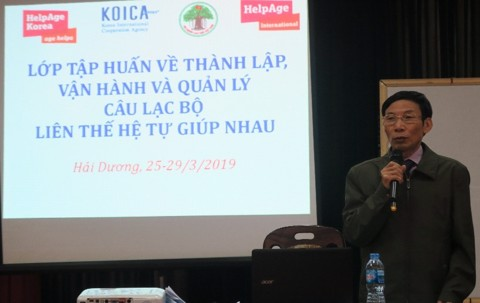Vietnam: Effectiveness of capacity building for local partners in ISHC replication