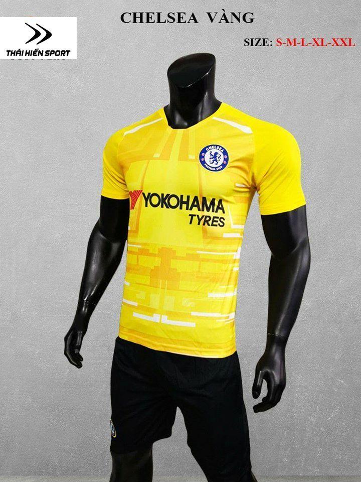 QA bóng đá Chelsea vàng