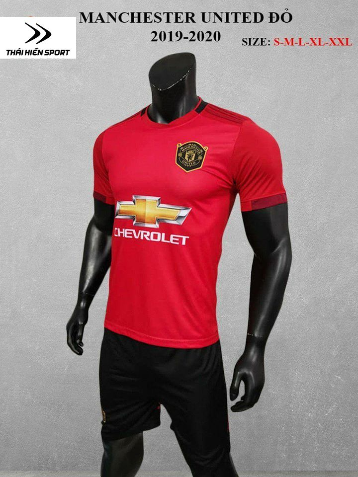 ao -manchester united red