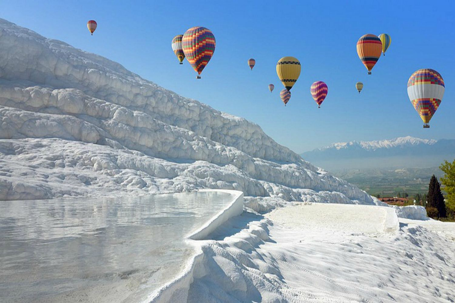 Hierapolis thanh pho linh thieng cua Pamukkale anh 2