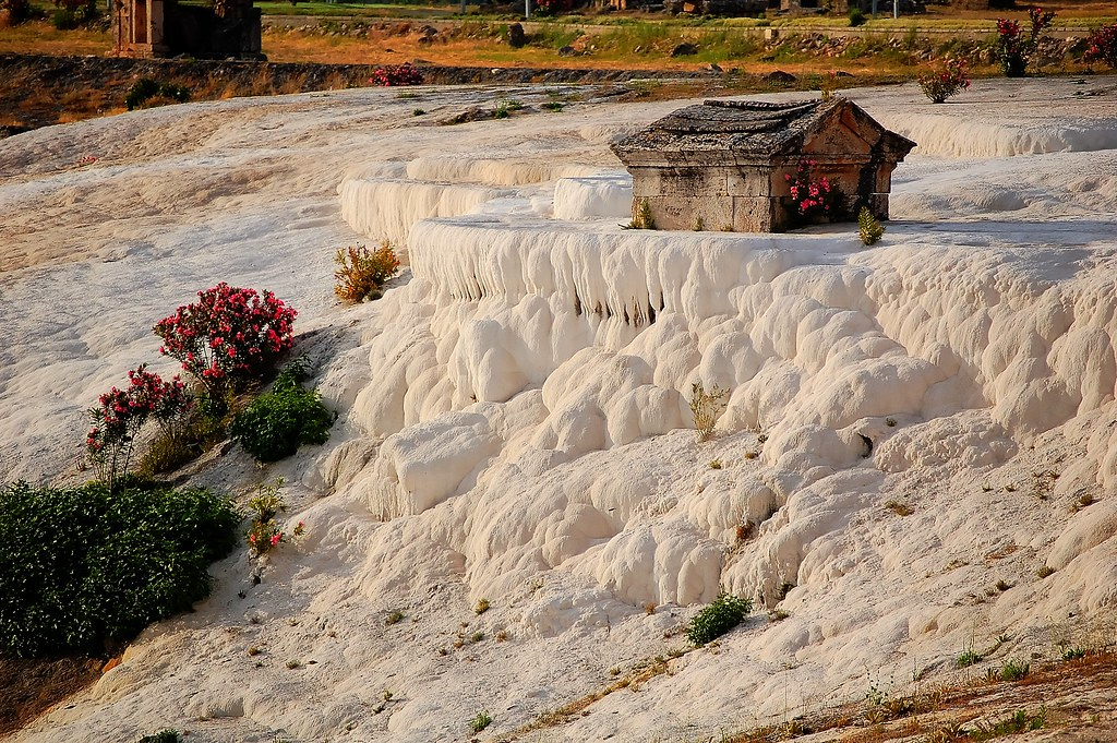 Hierapolis thanh pho linh thieng cua Pamukkale anh 6