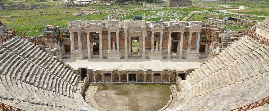 Hierapolis thanh pho linh thieng cua Pamukkale anh 9