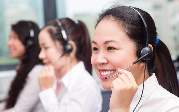 call center in Vietnam