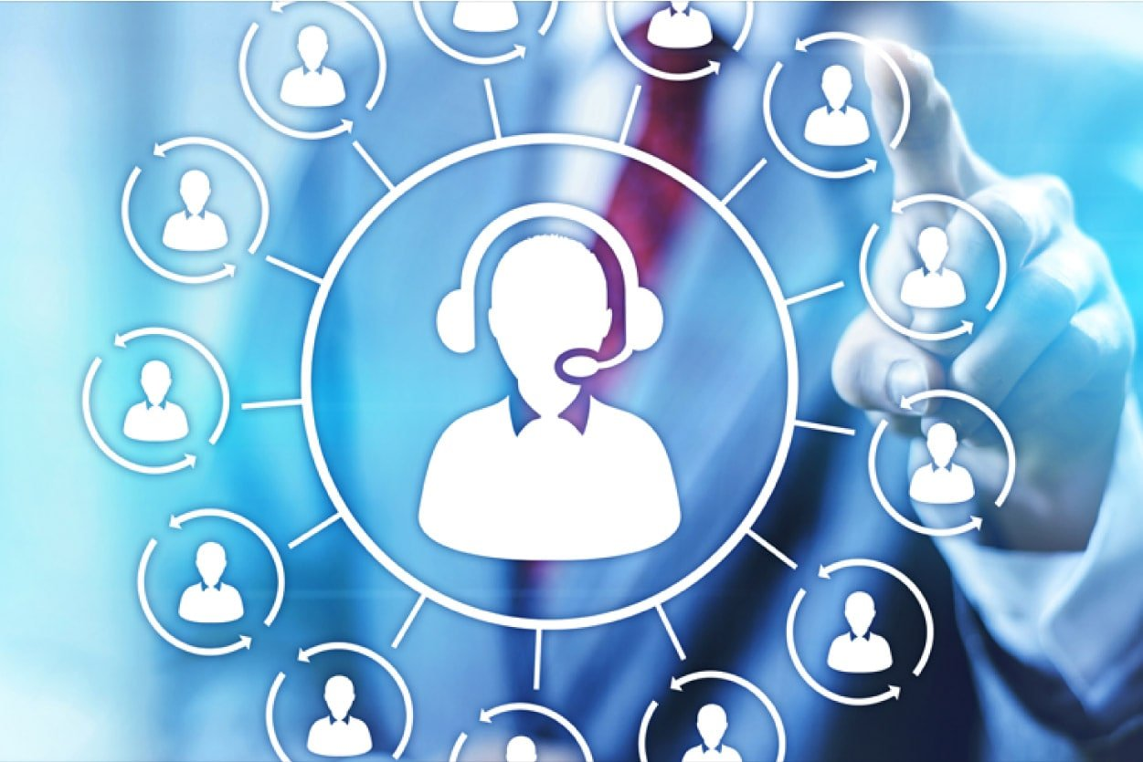contact center digital transformation