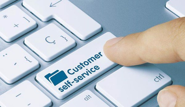 Customer Self - Service