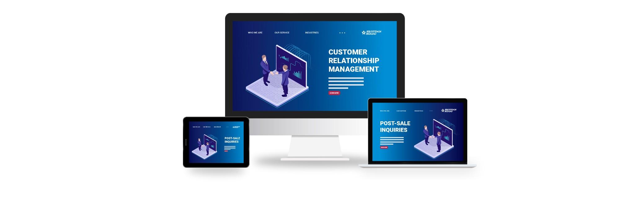 image Customer relationship management