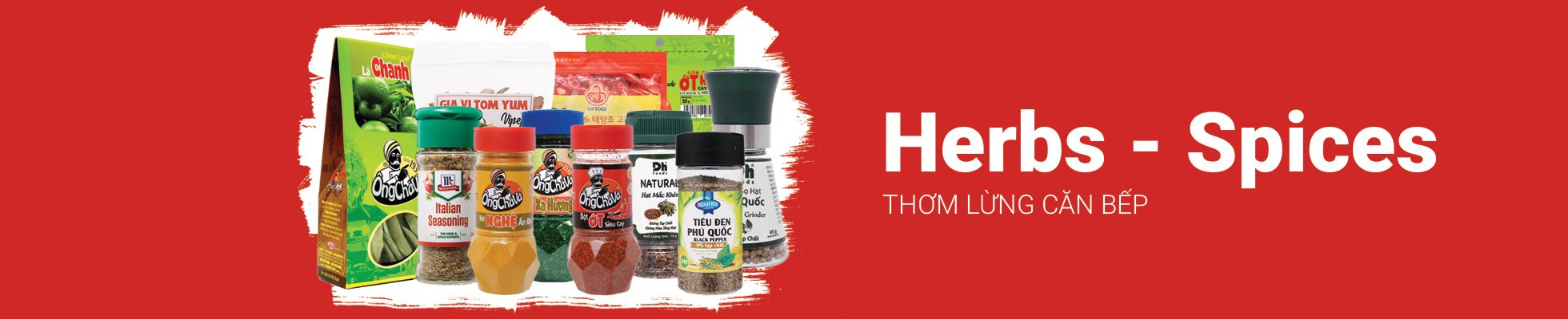Herbs, Spices