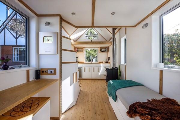 Phong cách Zen ấn tượng trong những căn nhà Nhật