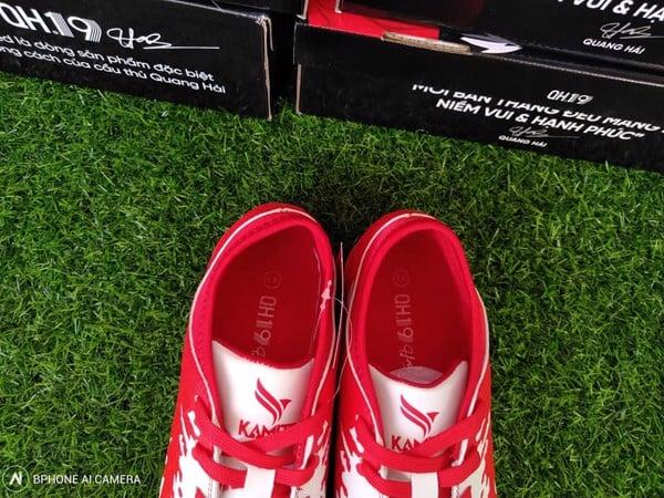 Giày đá bóng Kamito QH19  ( giày đá bóng quang hải )