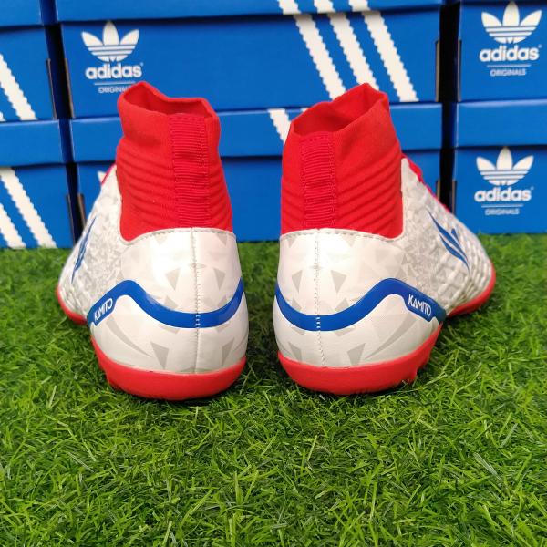 giày đá bóng kamito Cobra 2 trắng đỏ