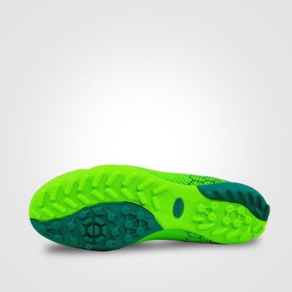 đinh giày mitre màu xanh chuối
